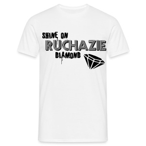 Shine on Ruchazie Diamond - Men's T-Shirt