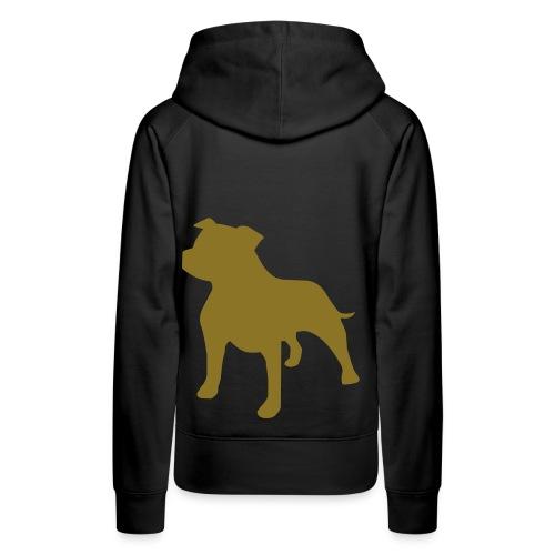 sweatshirt a capuche femme - Sweat-shirt à capuche Premium pour femmes