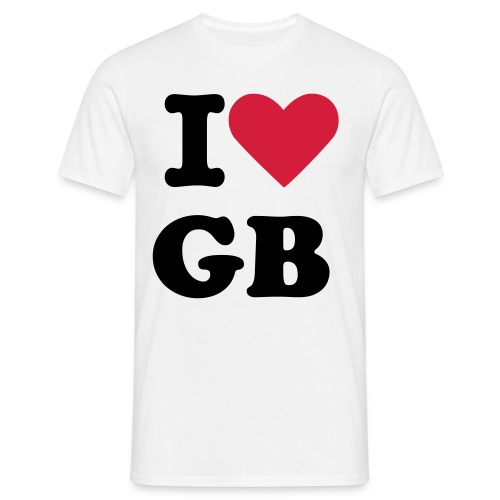 I Heart George - Mens - Men's T-Shirt