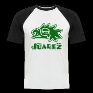 T-Shirts ~ Men's Baseball T-Shirt ~ Juarez