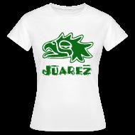 T-Shirts ~ Women's T-Shirt ~ Juarez