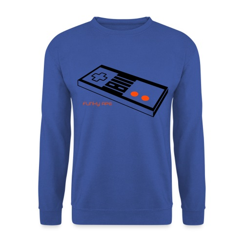 Men Nintendo, Ape - Men's Sweatshirt