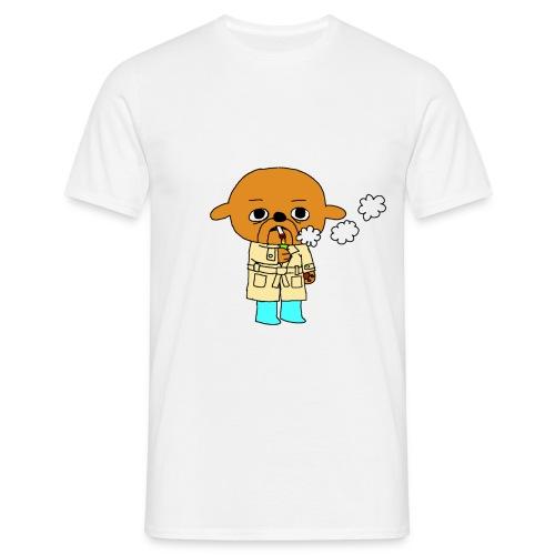 tee-shirt Toumi - T-shirt Homme
