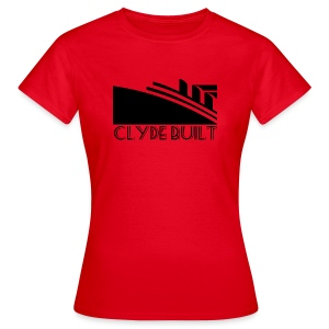Clyde Built - Women's T-Shirt