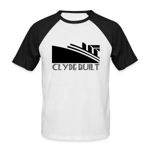 Clyde Built - Men's Baseball T-Shirt