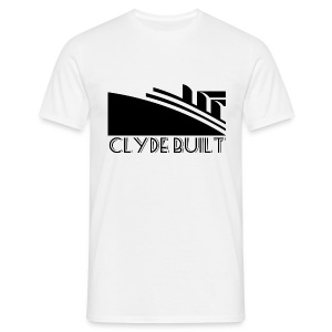 Clyde Built - Men's T-Shirt