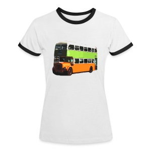 Corpy Bus - Women's Ringer T-Shirt