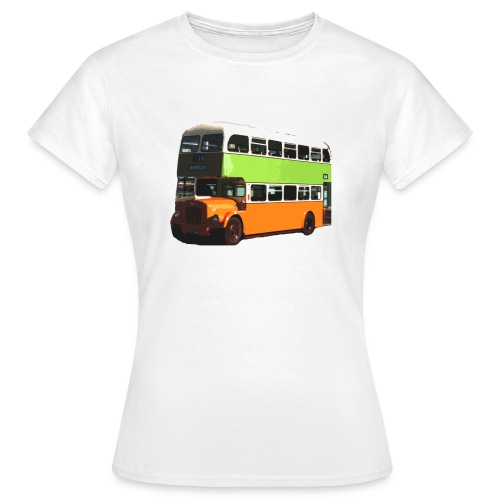 Corpy Bus - Women's T-Shirt