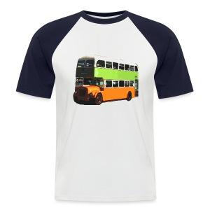 Corpy Bus - Men's Baseball T-Shirt