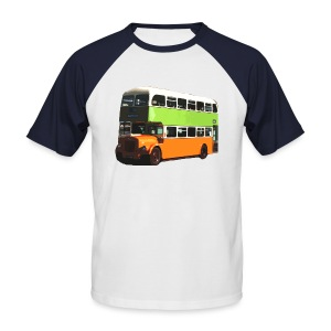 Corpy Bus - Men's Baseball T-Shirt