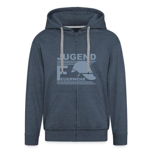 Jugendfeuerwehr Pullover  - Männer Premium Kapuzenjacke