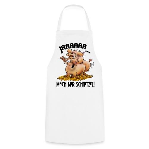 Mach mir Schnitzel - Kochschürze