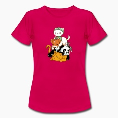 Noble brown Puni Tower T-Shirts