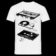 Koszulki ~ Koszulka męska ~ Kolekcja TAPE Art: 0085