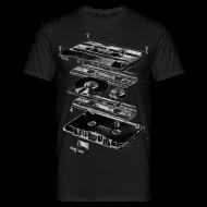 Koszulki ~ Koszulka męska ~ Kolekcja TAPE Art: 0086