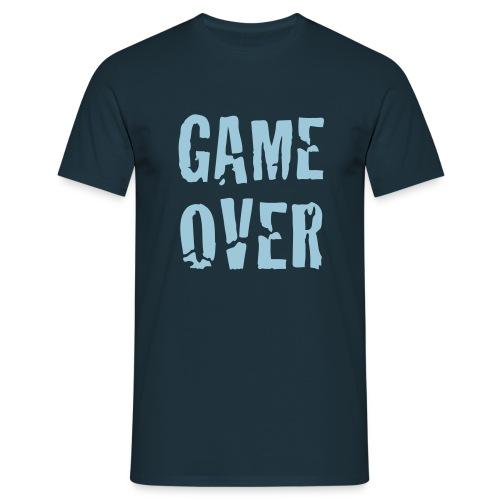 Game over? - Männer T-Shirt