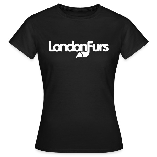 Girl's Classic T-Shirt (all-white logo) - Women's T-Shirt