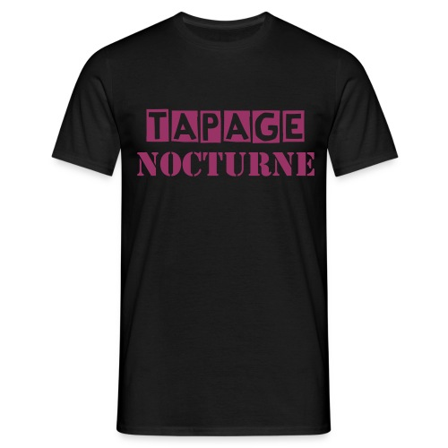 T-Shirt simple Tapage - T-shirt Homme