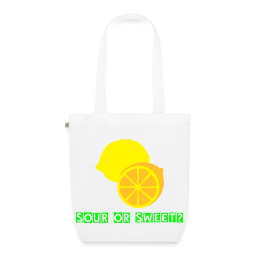 yummy in my tummy - EarthPositive Tote Bag