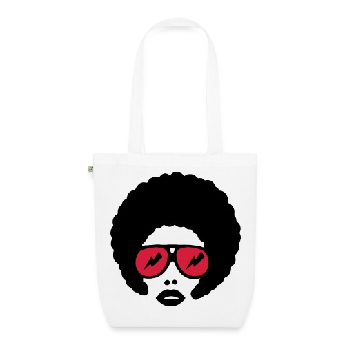 afro girl... - EarthPositive Tote Bag