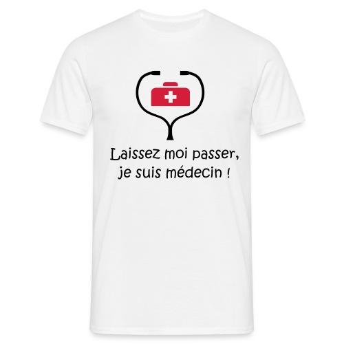 TS Médecin - T-shirt Homme