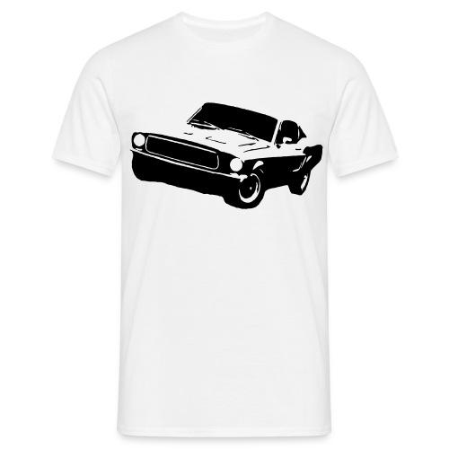 Bullitt Tee - Men's T-Shirt