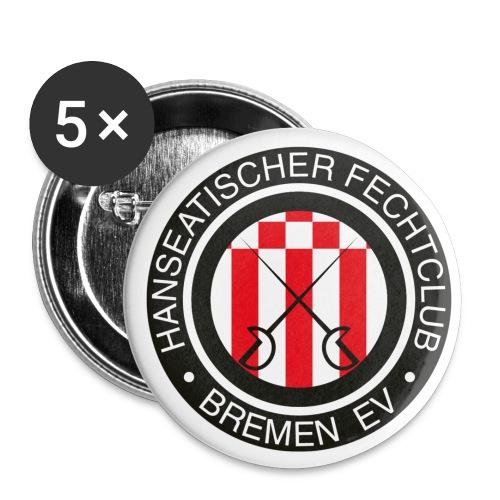 Button groß - Buttons mittel 32 mm