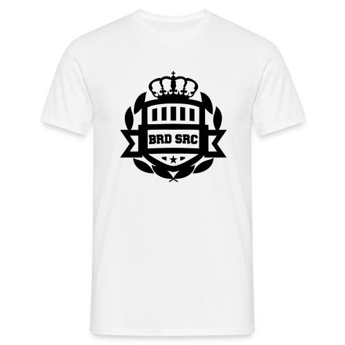 mniejsze logo - Koszulka męska