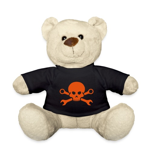 Teddy with customised motiv - Teddy Bear