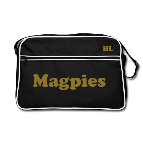 Retro Magpies bag - Retro Bag