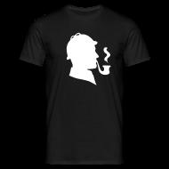 T-Shirts ~ Men's T-Shirt ~ Sherlock Holmes