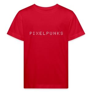 Pixelpunks T-Shirt - Kinder Bio-T-Shirt