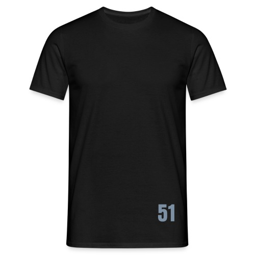 T-Shirt Classic 51 [homme] 51 - Le Triangle d'Or (impression flexographie) - T-shirt Homme