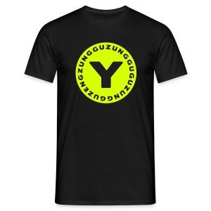 Tshirt MC Yellow - T-shirt Homme
