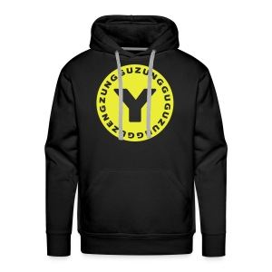 Sweat Capuche Yellow - Sweat-shirt à capuche Premium pour hommes