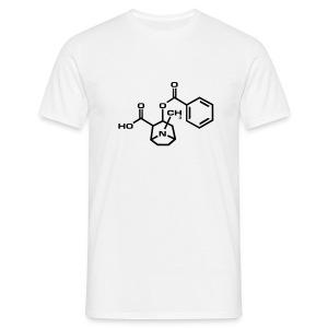 Cocaine - Men's T-Shirt