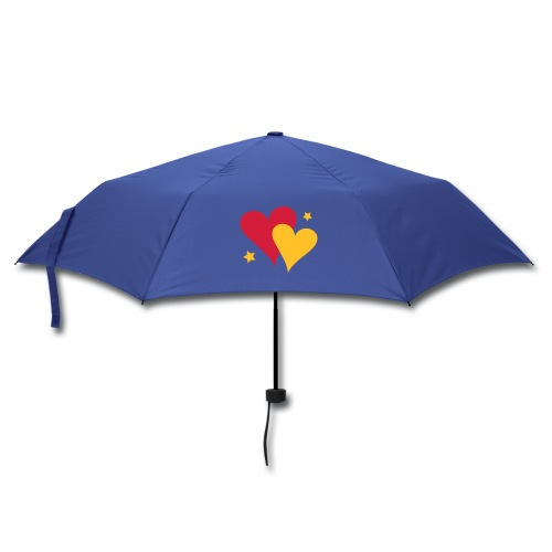 ombrello cuori - Ombrello tascabile