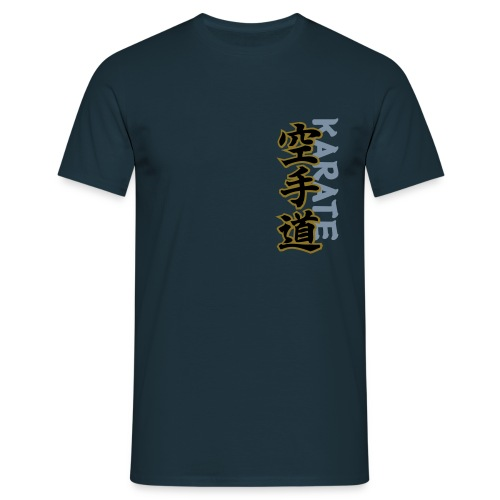 Karatedo - Men's T-Shirt