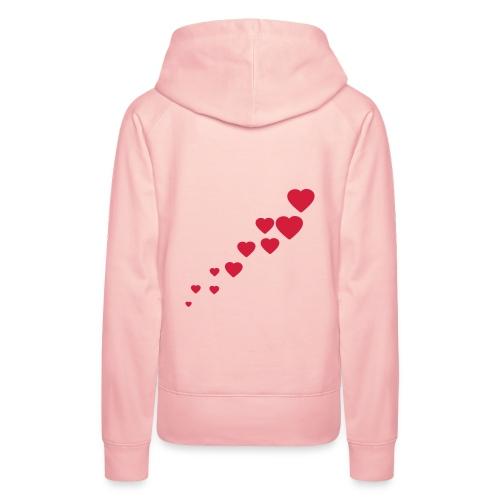 Pink Hoodie - Women's Premium Hoodie