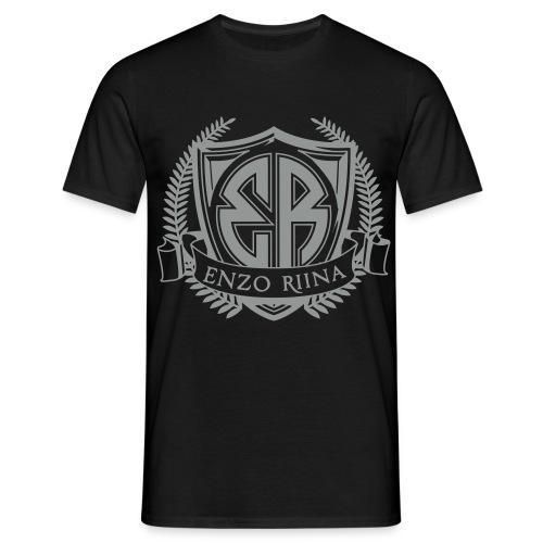 Tshirt Blason - T-shirt Homme