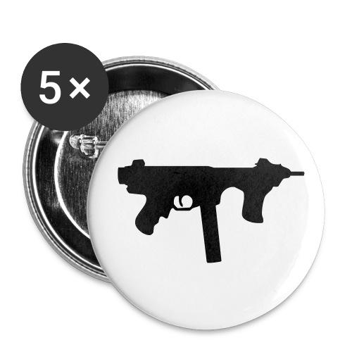 Clonex badge *5 STK* - Buttons/Badges mellemstor, 32 mm (5-pack)