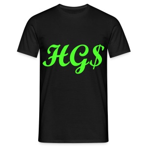 High Grade Status Intro Shirt Male - Men's T-Shirt