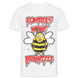 Zombee (men's) - Men's T-Shirt