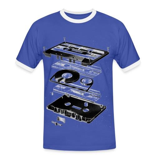 Cassette Tape - Men's Ringer Shirt