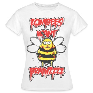 Zombee (lady's) - Women's T-Shirt