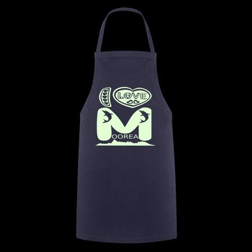 tablier de cuisine I LOVE moorea apron - Cooking Apron