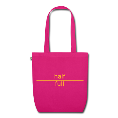 ::  half full (for mugs and bags) :-: