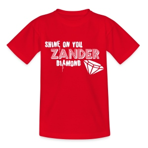 Shine on You Zander Diamond - Teenage T-shirt