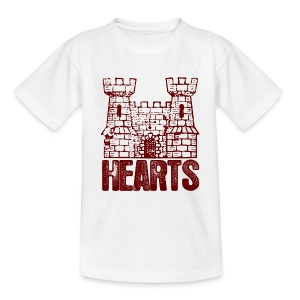 Hearts - Teenage T-shirt