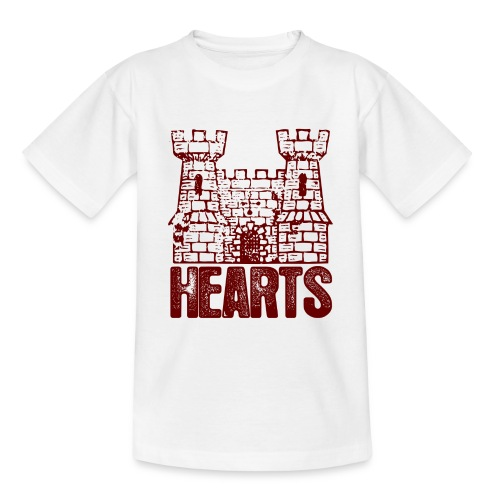 Hearts - Teenage T-Shirt